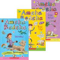 Amelia Bedelia Chapter Book Pack