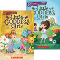 Little Goddess Girls Pack