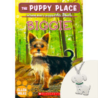 The Puppy Place: Biggie Plus Necklace