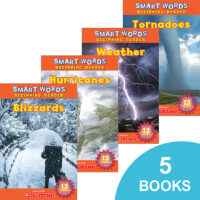 Smart Words™ Beginning Reader Wild Weather Pack