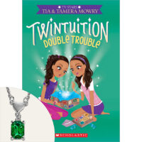 Twintuition: Double Trouble Plus Necklace<br>