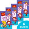 My Weirder-est School #6: Mrs. Bacon is Fakin'! 6-Book Pack