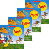 Down on the Farm 4-Book Pack