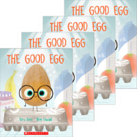 The Good Egg 4-Book Pack