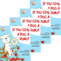 If You Give a Dog a Donut 4-Book Pack