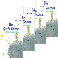 The Little Prince 4-Book Pack