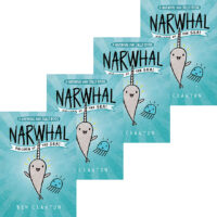 Narwhal: Unicorn of the Sea! 4-Book Pack