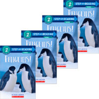 Penguins! 4-Pack