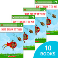 Don't Throw It to Mo! 10-Book Pack