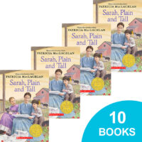 Sarah, Plain and Tall 10-Book Pack