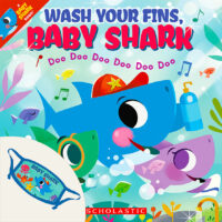 Wash Your Fins, Baby Shark Set