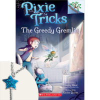 Pixie Tricks #2: The Greedy Gremlin Plus Necklace