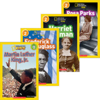National Geographic Kids™ Black Biographies Pack