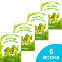 Days with Frog and Toad 6-Book Pack