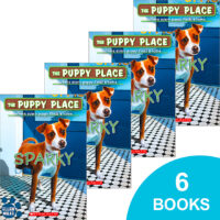 The Puppy Place: Sparky 6-Book Pack