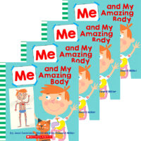 Me and My Amazing Body 4-Book Pack