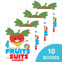 Fruits in Suits 10-Book Pack