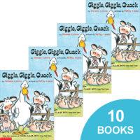 Giggle...Quack 10-Book Pack