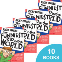 Ricky Vargas: The Funniest Kid in the World 10-Book Pack