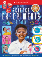 Scholastic Early Learners: My First Science Experiments Book