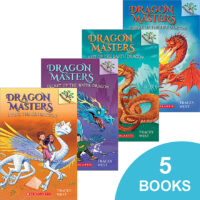 Dragon Masters #1–#5 Box Set