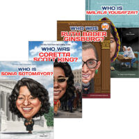 Who Is/Who Was…? Women's History Pack