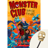 Monster Club: Hunters for Hire Set