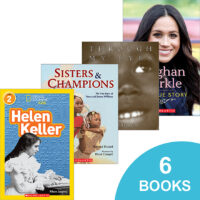 Diverse Nonfiction Pack