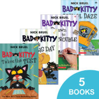Bad Kitty 5-Pack