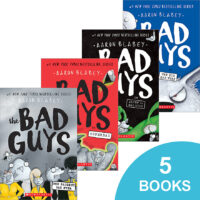 The Bad Guys 5-Pack