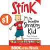 Book of the Week: Stink: The Incredible Shrinking Kid