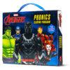 Marvel Learning: Avengers Phonics Reading Program