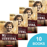 My Survival: A Girl on Schindler's List 10-Book Pack