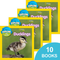 National Geographic Kids™ Explore My World: Ducklings 10-Book Pack