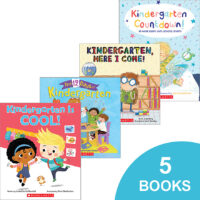 Get Ready for Kindergarten 5-Pack