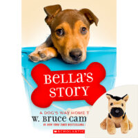 Bella's Story: A Dog's Way Home Tale Plus Plush