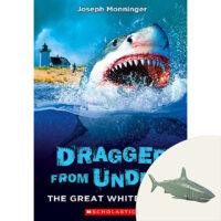 Dragged from Under: The Great White Shark Plus Figurine