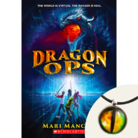Dragon Ops Plus Pendant