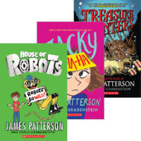James Patterson 3-Pack