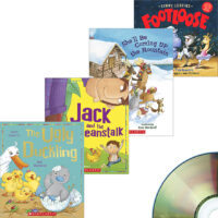 Favorite Songs and Fairy Tales Book and CD Set