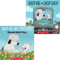 Sheep Dog and Sheep Sheep Pack