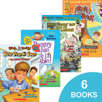 April Silly Stories Pack