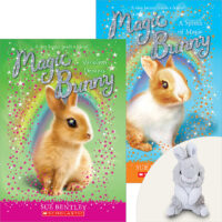 Magic Bunny Books Plus Plush
