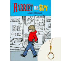 Harriet the Spy Plus Pendant