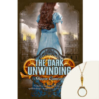 The Dark Unwinding Plus Pendant