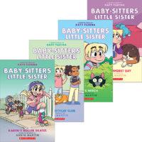 Baby-Sitters Little Sister® Graphix Box Set