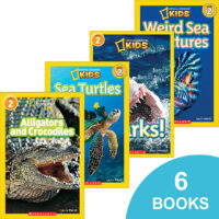 National Geographic Kids™ Ocean Animals Value Pack