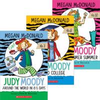 Judy Moody Summer Pack