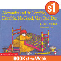 Book of the Week: Alexander and the Terrible, Horrible, No Good, Very Bad Day
