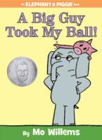 Elephant & Piggie: A Big Guy Took My Ball!